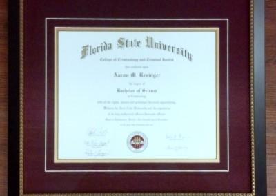 FSU Diploma