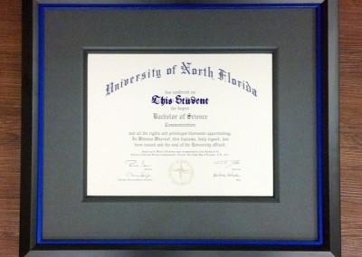 UNF Diploma