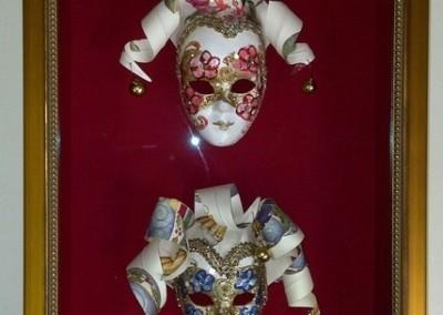 Venetian Porcelain Masks