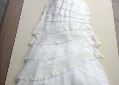 Wedding Gown - In Process