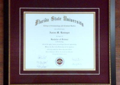 FSU-Diploma