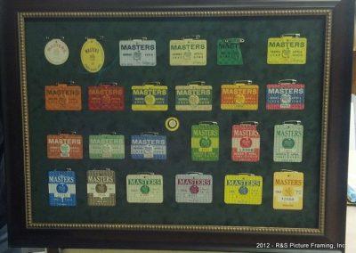 Masters-Golf-Badges