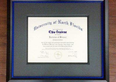 UNF-Diploma